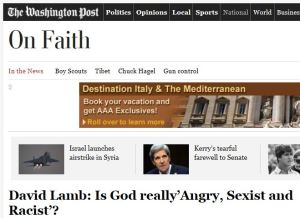 Washington Post GBB