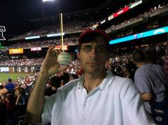 Phillies May 2013 Foul Ball