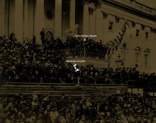 Lincoln 2nd Inaugural and Booth