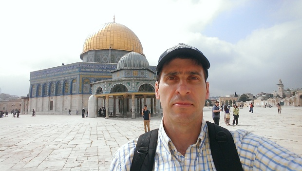 Dome of Rock and Dave